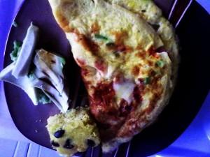 tajski omlet
