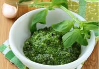 Przepis na pesto – zielone – (pesto alla genovese)