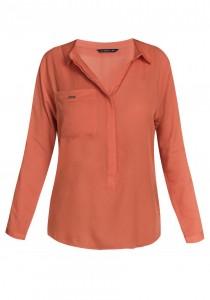 bluzk damska czerwona