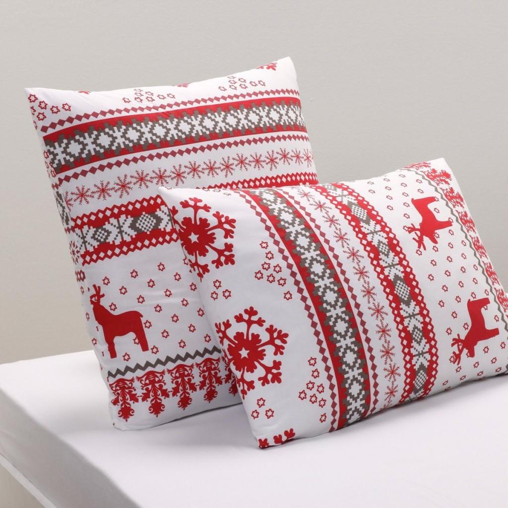 poduszki na swieta