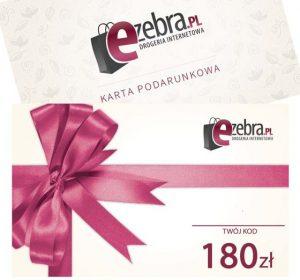 karta podarunkowa ezebra